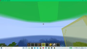 Corrupted green envirement Minecraft Texture Pack