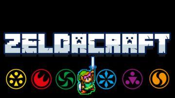 ZeldaCraft Official Minecraft Texture Pack