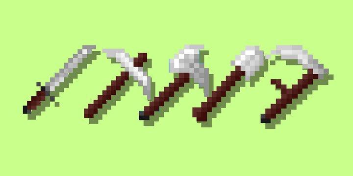 iron the sword here is a katana