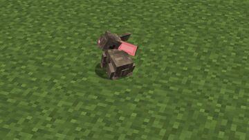 Uta´s Better Bunny / Rabbit (OptiFine Required) Minecraft Texture Pack