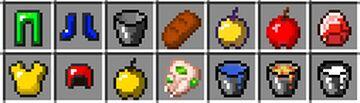 Ivzip Minecraft Texture Pack