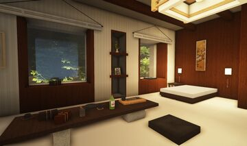 3D Addon - 54 new Korean thematic objects Minecraft Texture Pack