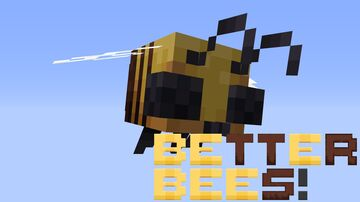 Better Buzzy Bees! (Optifine Needed!) Minecraft Texture Pack