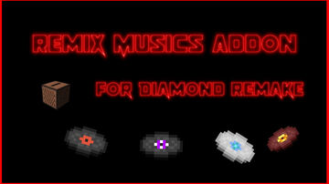 Remix Musics Addon V3 Minecraft Texture Pack