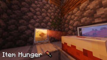 Item Hunger (Vanilla Legend) Minecraft Texture Pack