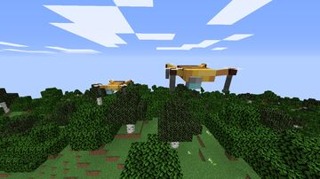 Bee drone Minecraft Texture Pack