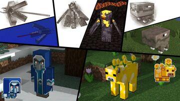 Mob Vote - Compliance Minecraft Texture Pack
