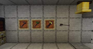 Hoe Bow Texture Minecraft Texture Pack