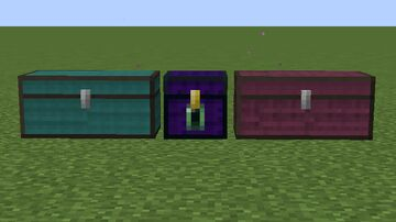 Better Chests Minecraft Texture Pack