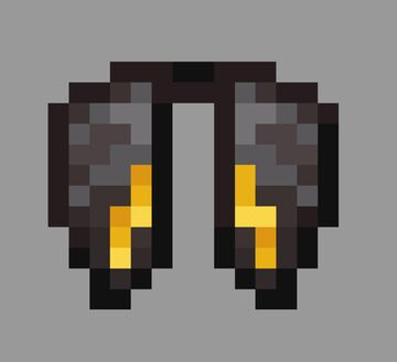 Netherite Elytra (1.16.4) Minecraft Texture Pack
