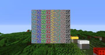 *UPDATED* Alternate Ores 1.17 Minecraft Texture Pack