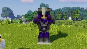 Eclipse's Better Netherite Minecraft Texture Pack