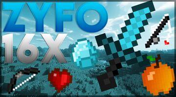 Zyfo 16x Minecraft Texture Pack
