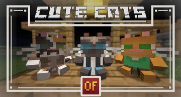 CuteCats   Optifine Minecraft Texture Pack