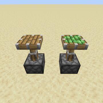 bedrock pistons Minecraft Texture Pack