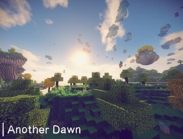 Another Dawn Minecraft Texture Pack