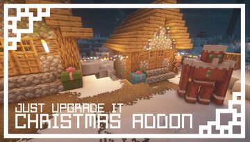 Just Upgrade It: Christmas Edition Minecraft Texture Pack