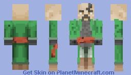 Cossack Starshyna Minecraft Skin