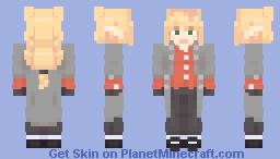 Litvi's skin Minecraft Skin