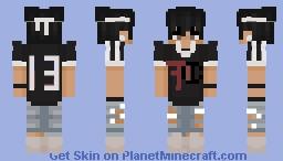 CHAMPION X FAZE // 10.31.20 (old) Minecraft Skin