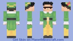 Christmas elf! ~Winterfest~ Minecraft Skin