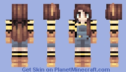 Female ♡ Minecraft Skin