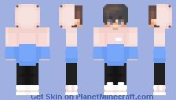 Hoodie boy ✎ Minecraft Skin