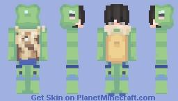 Turtle boy ㋛ Minecraft Skin