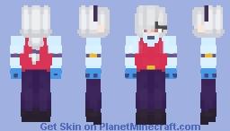 Colette brawl stars Minecraft Skin