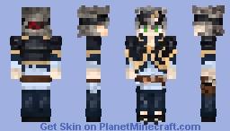 asta black clover Minecraft Skin