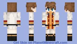 "Langris Vaude "" Black Clover Minecraft Skin"