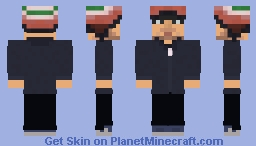Jamiroquai, Jay Kay, Rare 1994 show Minecraft Skin