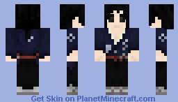 [サムライチャンプルー] じん / Jin | 1.0.0 Minecraft Skin