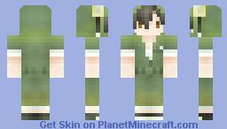 MekakuCity Actors-SETO KOUSUKE Minecraft Skin