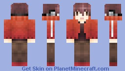 MekakuCity Actors- SHINTAROU Minecraft Skin