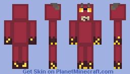 Moloch (Spooky Month) Minecraft Skin