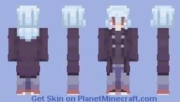 Tomura Shigaraki | MHA | 𝐼𝓉'𝓈 𝒶𝓁𝓁 𝒿𝓊𝓈𝓉 𝒶 𝑔𝒶𝓂𝑒. Minecraft Skin