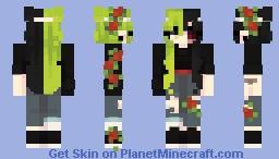 sayonara Minecraft Skin