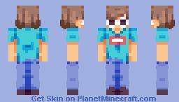 George - YT Minecraft Skin