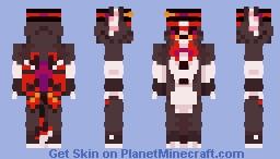 Husk | Hazbin Hotel | Cₕₑₐₚ BₒₒZₑ Minecraft Skin