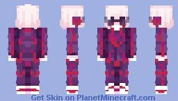 Lil hal | Homestuck | 𝙸'𝚖 𝚜𝚌𝚊𝚛𝚎𝚍. Minecraft Skin