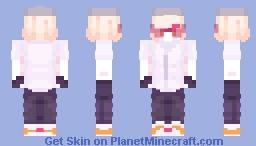 Bro Strider | Homestuck | ew Minecraft Skin
