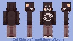"""Karkat Vantas   Homestuck   """" 𝙖𝘼𝘼𝘼𝘼𝘼𝘼𝘼𝘼𝘼𝘼- """" Minecraft Skin"""