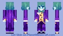 Joker - DC Minecraft Skin