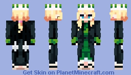 philza minecraft but theres a 2 block eyed ver in desc Minecraft Skin