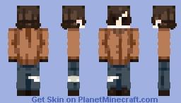 Masky. | MH | ꜱᴀɪɴᴛ ʙᴇʀɴᴀʀᴅ. Minecraft Skin