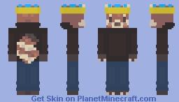 Friend Skin Request :: MicrowaveNoise_ Minecraft Skin