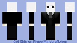 The Operator (True-Form) Minecraft Skin