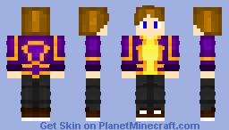 Rimmy-Tim Casual Minecraft Skin