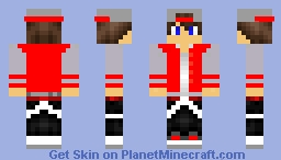 School Jock Minecraft Skin